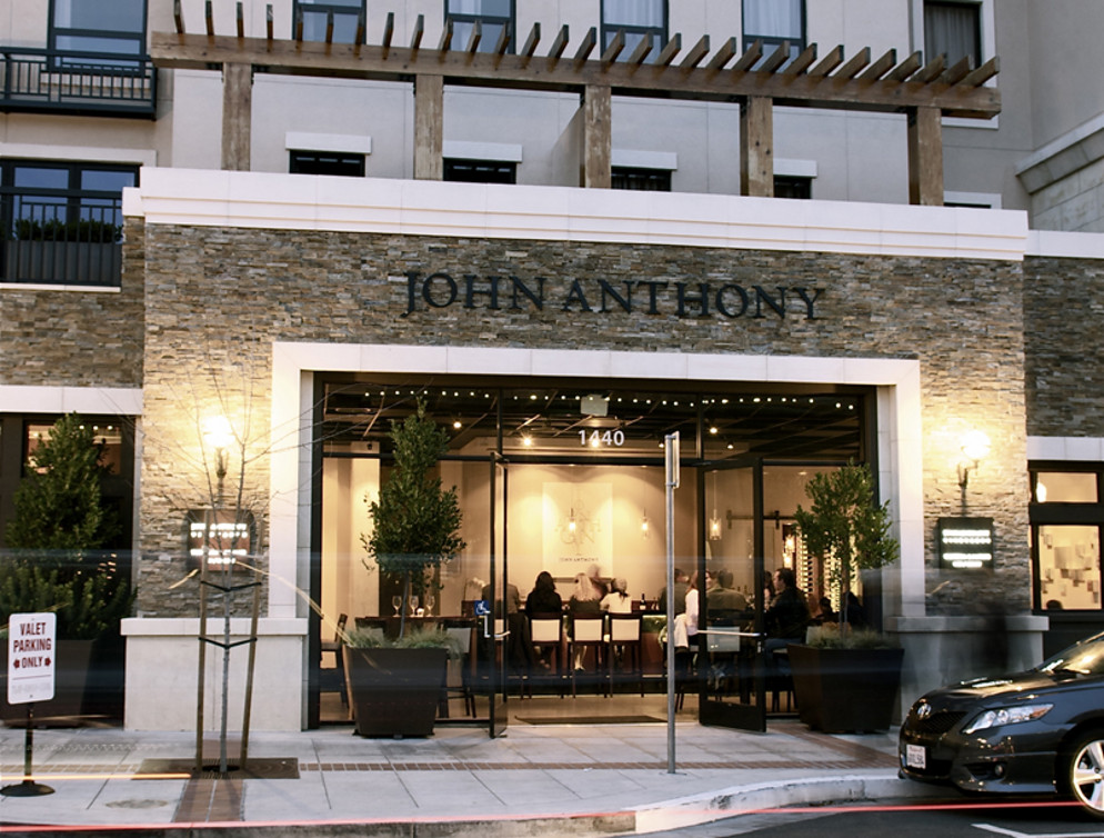 john anthony outside