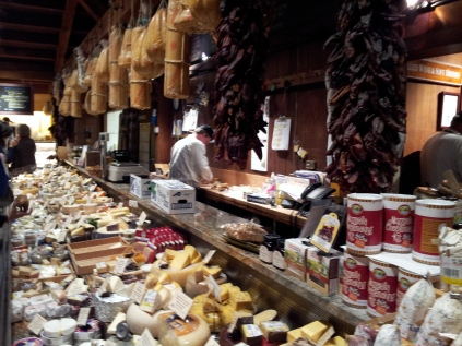 Cheese lover's paradise!